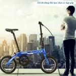 Tại sao bạn chọn xe đạp gấp?