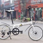 Xe đạp gấp Mouse MB15