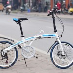 Xe đạp gấp K-Rock AWII2