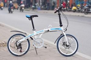 XE ĐẠP GẤP K-ROCK AWII2,xe đạp gấp,xe dap gap,xe đạp gấp k-rock,xe đạp k-rock,xe đạp gấp gọn,xe đạp gấp xếp,xe đạp thành phố,xe đạp bỏ cốp,folding bike