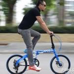 Xe đạp gấp có phải là xe đạp thể thao không?
