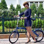 Xe đạp gấp K-Rock AW2