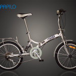 Xe đạp gấp K-rock YST