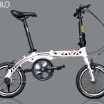 Xe đạp gấp Java X1 Auto – Tự động chuyển số như xe ga