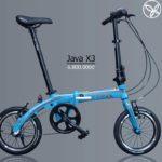 Xe đạp gấp Java X3 – Siêu nhẹ