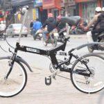 Xe đạp gấp K-Rock VS