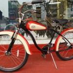 Xe đạp Harley Davidson cực hiếm tại Việt Nam