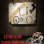 Giảm 500.000 VNĐ vào giá bán áp dụng từ ngày 15-03 đến 31-03-2015