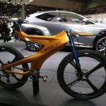 Lexus NXB Concept xe đạp leo núi hạng sang