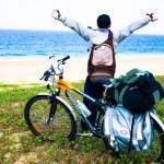 Trải nghiệm phượt bằng… xe đạp