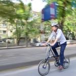 Những chiếc xe đạp gấp gọn gàng trong hành trang Off-road
