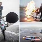 """Những mẫu xe đạp chỉ có trong """"phim viễn tưởng"""""""