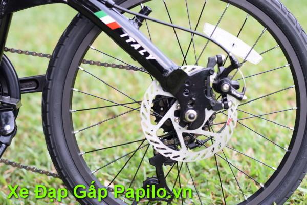 Xe đạp gấp Java Decaf TT