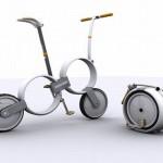 """7 mẫu """" ngựa sắt"""" gấp sáng tạo trong tương lai"""