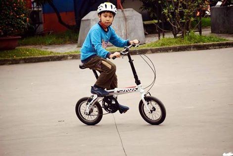 Xe đạp gấp cho trẻ em