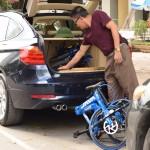 Xe đạp gấp – Chiếc xe hữu hiệu cho cả gia đình