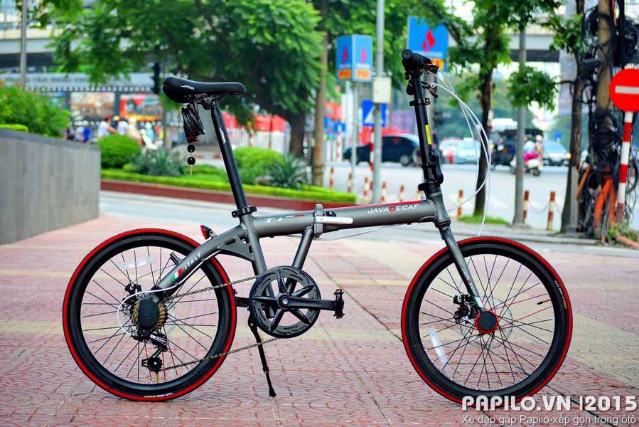 Xe đạp gấp Java Decaf TT451