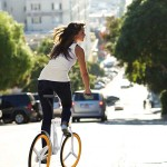 SPINIT – Ý tưởng xe đạp điện gấp trong thành phố