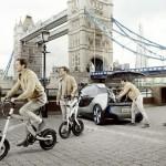 BMW sản xuất xe đạp gấp