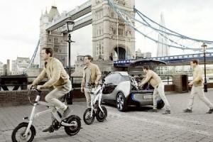 Xe đạp gấp BMW