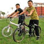 Xe đạp gấp có phải dành cho trẻ em?