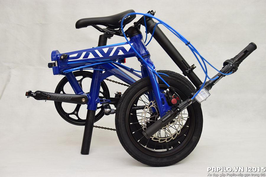 Xe đạp học sinh gấp gọn Java X1 7S