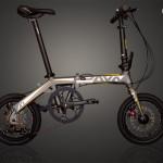 Xe đạp gấp Java X1-7s (7 tốc độ)