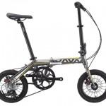 Xe đạp gấp Java X1 7 speed – thương hiệu Ý