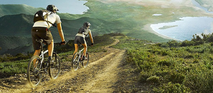 Xe đạp thể thao-Người bạn mới của dân phượt