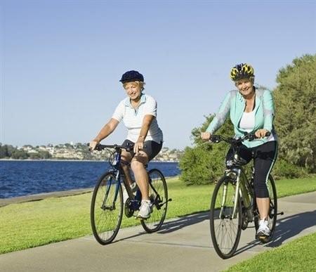 Kết quả hình ảnh cho Xe đạp thể thao cho người già
