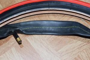 Bộ săm và lốp cho xe đạp bánh 20 inch
