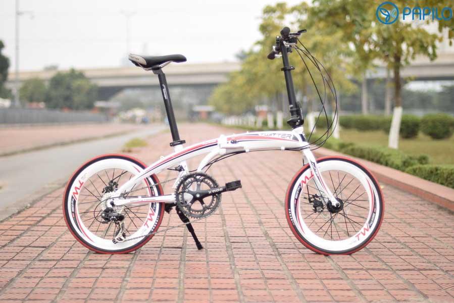 XE ĐẠP GẤP TWITTER TW 2088,xe đạp gấp,xe dap gap,xe đạp gấp twitter,xe đạp twitter,xe đạp gấp gọn,xe đạp gấp xếp,xe đạp thành phố,xe đạp bỏ cốp,folding bike