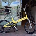 Xe đạp gấp gọn-Sự lựa chọn tiết kiệm không gian của dân thành thị