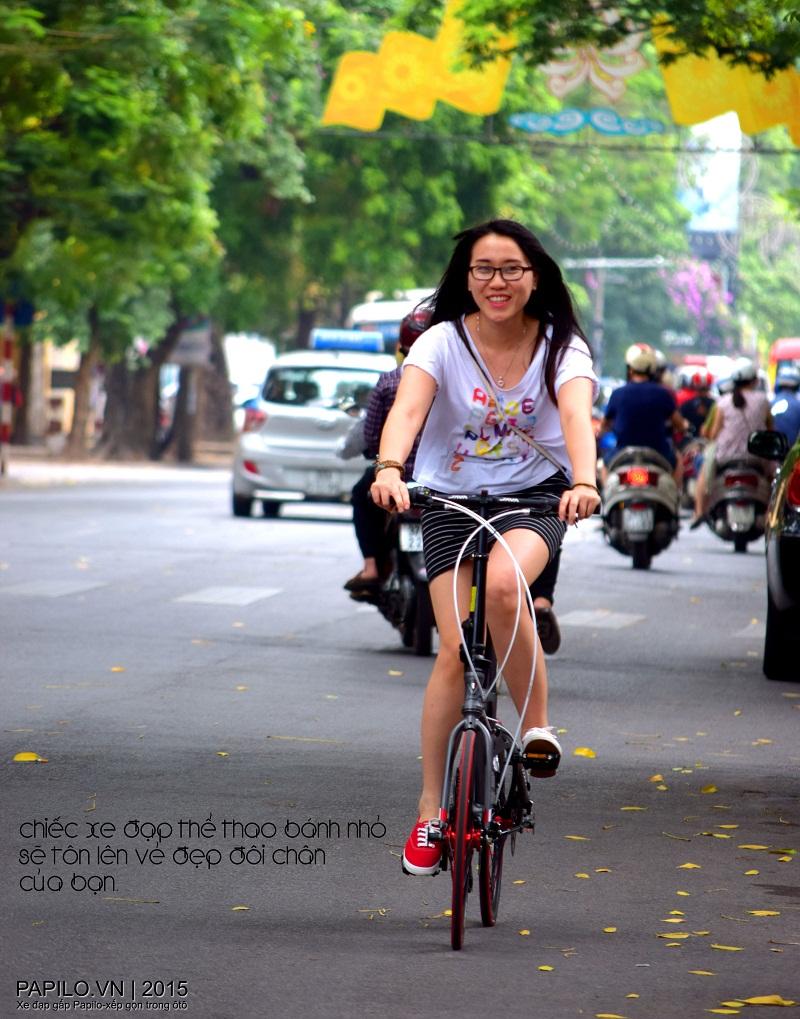 Quyến rũ với xe đạp thể thao Aimez Comax