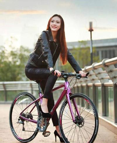 Xe đạp aimez comax