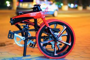 Xe đạp gấp Audi Navigate5