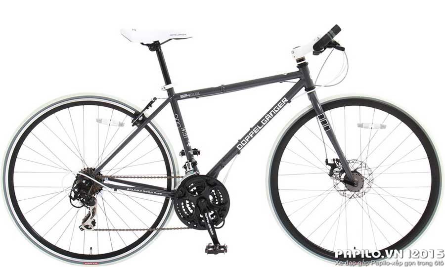 Xe đạp gấp Doppelganger 824 DUE