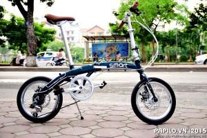 Xe-dap-gap-smart-bike