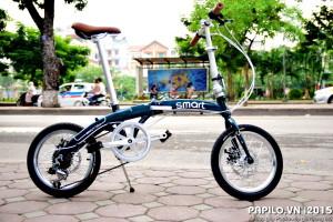 Xe đạp gấp Smart Bike