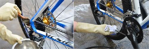 Bảo dưỡng xe đạp thể thao