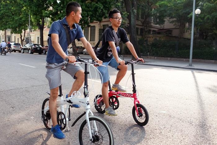 Điều chỉnh yên xe đạp thể thao cho phù hợp