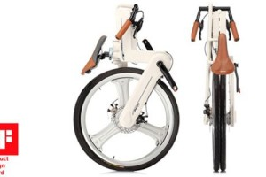 Xe đạp gấp If mode