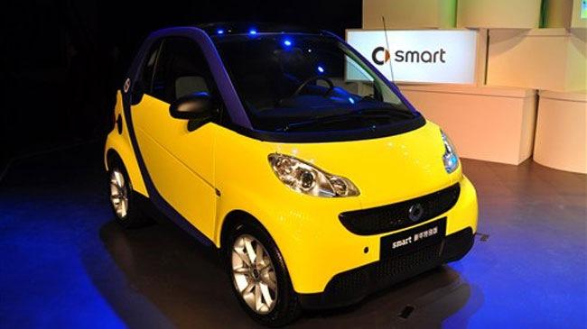Ô tô Smart