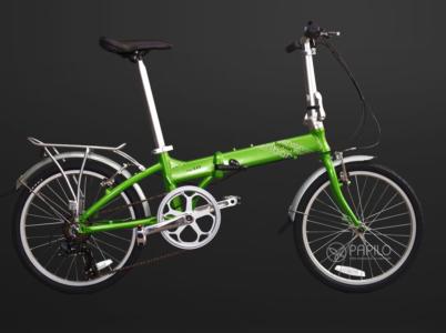 Xe đạp gấp Banian v7
