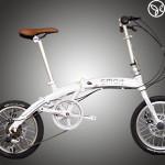 Xe đạp gấp Smart