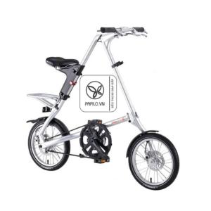 Xe đạp gấp Strida Evo sành điệu