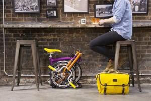 Quán cafe cho người yêu xe đạp