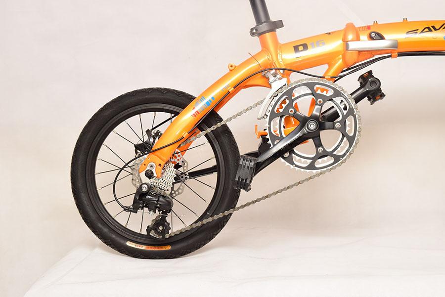 xe đạp thông minh sava p16