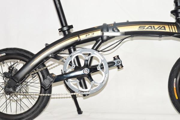Xe đạp gấp Sava P3