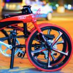 Xe đạp gấp Audi làm điên đảo thị trường xe đạp đầu năm 2016